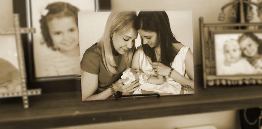 Ninguna madre debería de criar a sus hijos lejos de su propia madre.