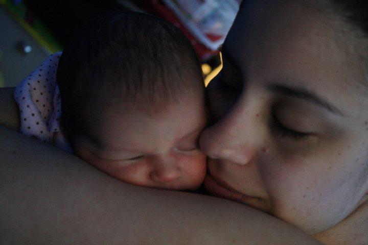 Cuando nace un bebé, también nace una mamá