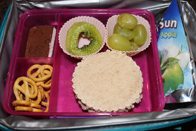 18 Fáciles opciones para el lunch escolar.