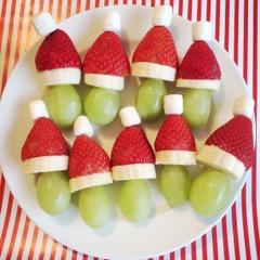 Snack navideño