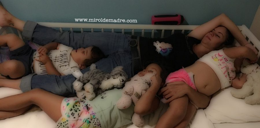 Por qué las mamás estamos más cansadas que los papás?
