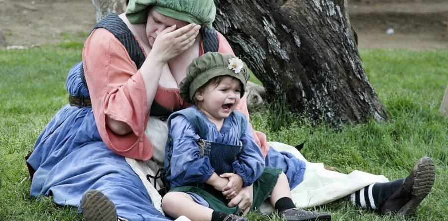 ¿Sabes lo que es la Niñofobia?