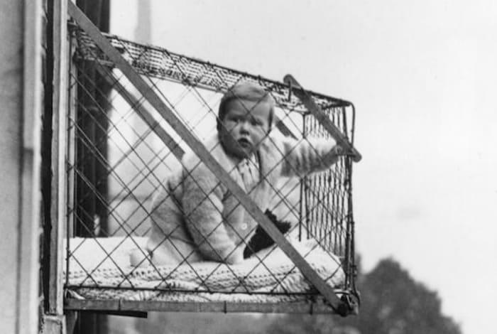 Las 23 tendencias más raras sobre crianza en los últimos 100 años.
