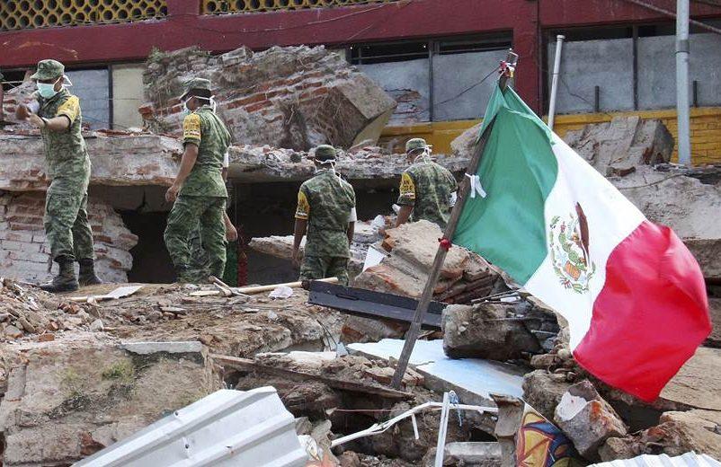 Cómo explicarles a nuestros hijo la desgracia en México