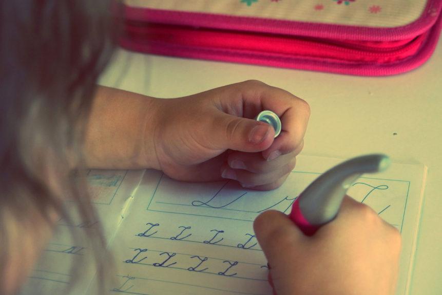 Técnicas para ayudar a nuestros hijos con la escritura