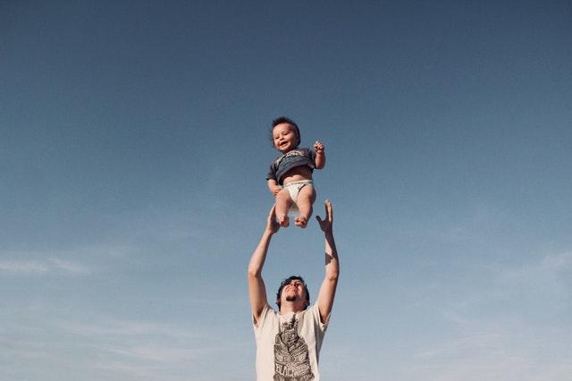 ¿Por qué papá es más divertido?